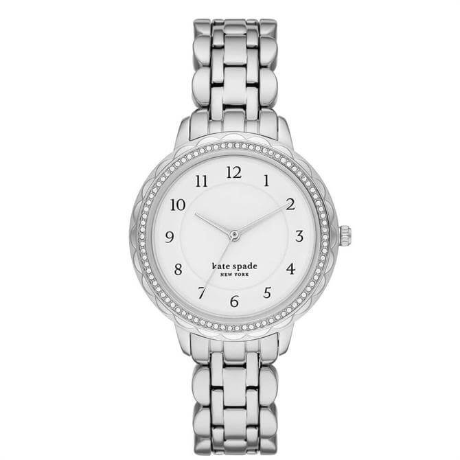 Kate Spade New York Morningside Scallop Stainless Steel Watch